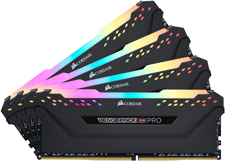 Corsair Vengeance RGB PRO 32GB schwarz